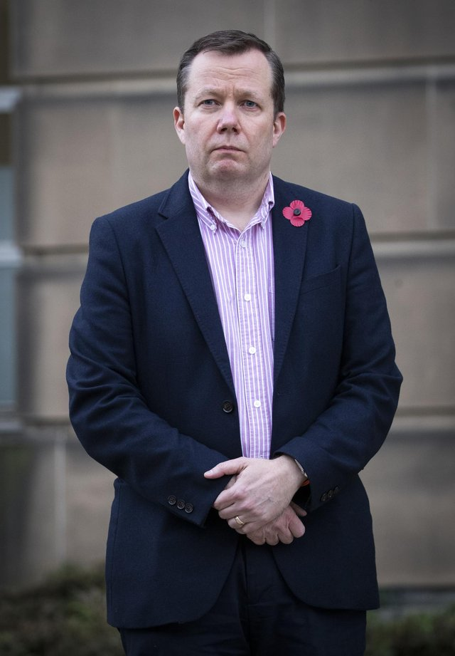 National Clincial Director Jason Leitch said that Scots living elsewhere in the UK on a temporary basis should be able to get the vaccine.