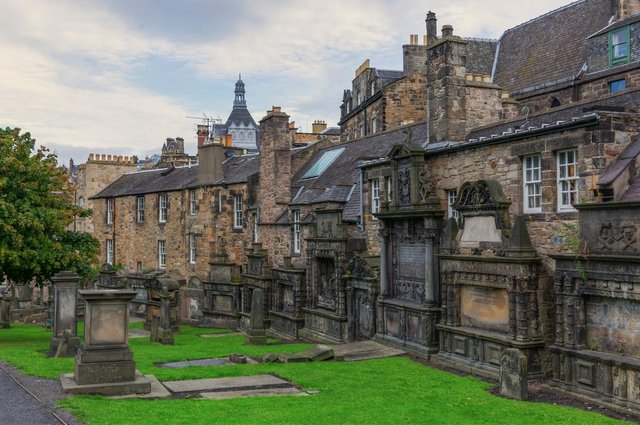 Last year, an estimated 700,000 people visited Greyfriars Cemetery for Harry Potter and Ghost tours alone, with many others paying for guided tours of Category A listed sites on the Canongate and on Calton Hill.