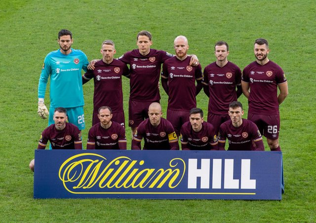 Hearts are set to return to Scottish Cup action later this month. Picture: SNS