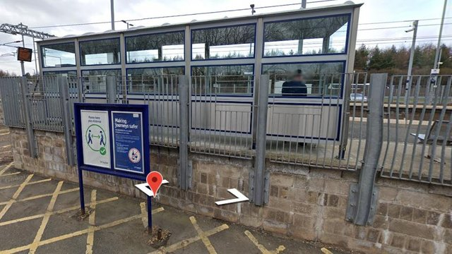 Black, 60, exposed himself to a mother and child at Uphall Station