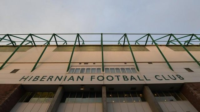 Easter Road. (Photo by Craig Foy / SNS Group)
