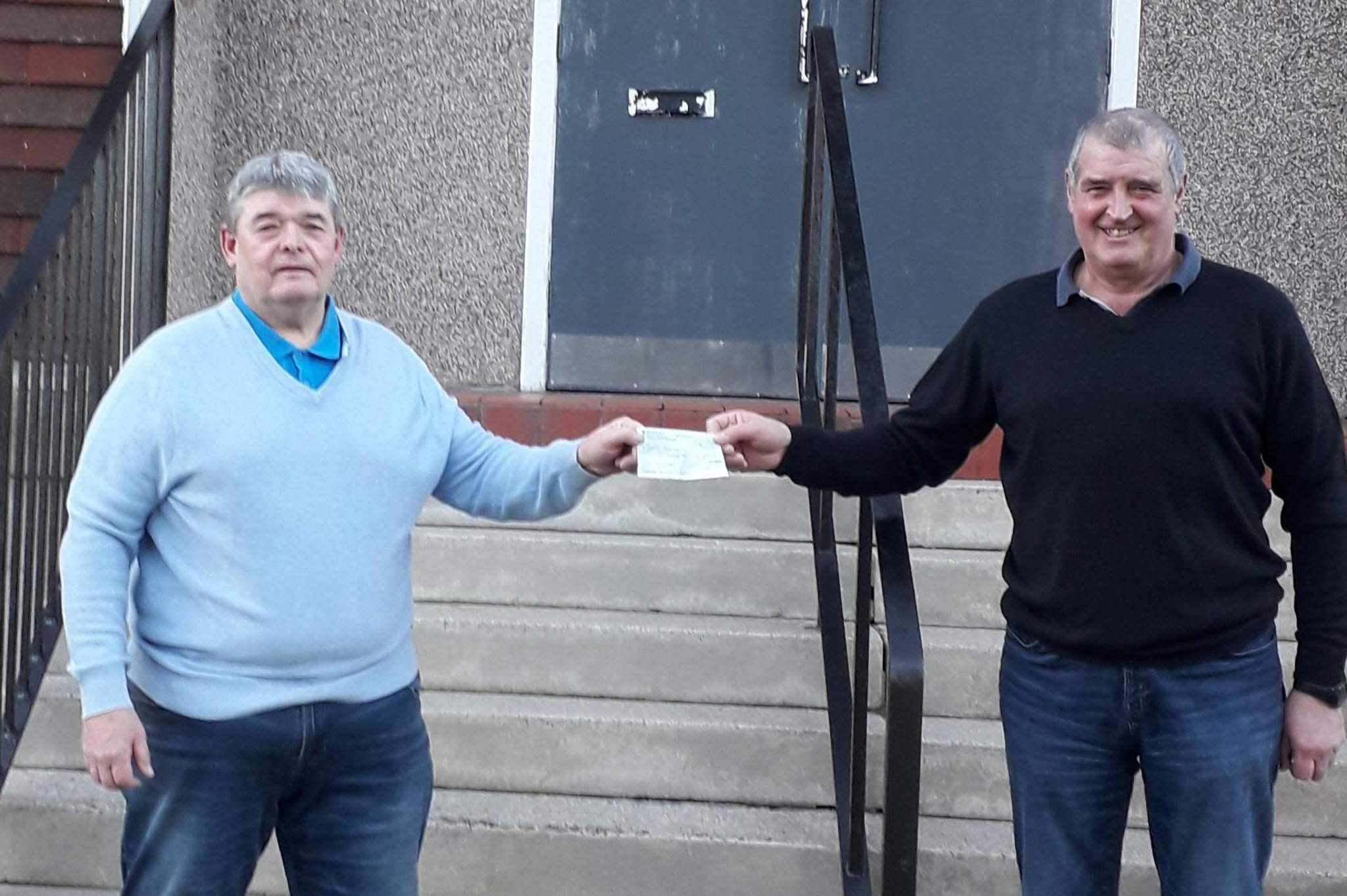 Kirkcaldy Masonic lodge works to help some of the town's most vulnerable people