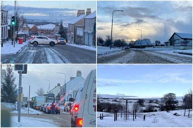 Snowy scenes like these missed on 'gender neutral' path clearing, says council boss