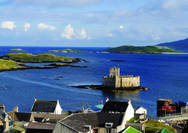 Scotland has some of the most beautiful seasides towns in the world.
