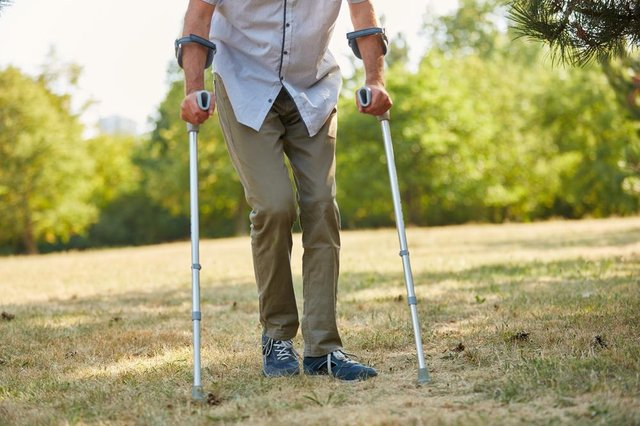 MND mainly affects people in their 60s and 70s, but it can affect adults of all ages (Photo: Shutterstock)
