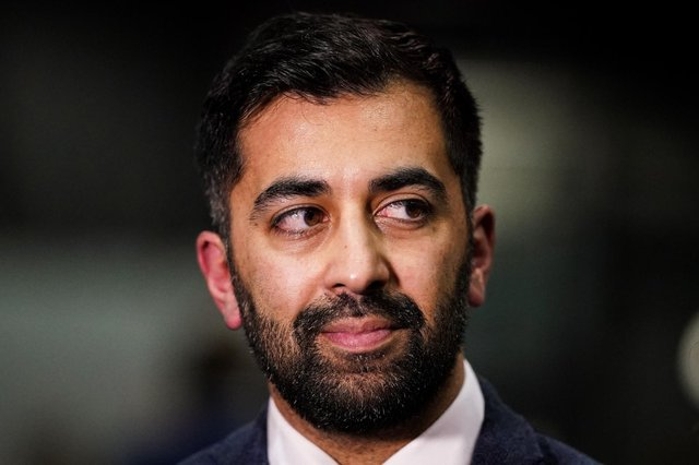 Humza Yousaf's controversial Hate Crime Bill has raised concerns about its perceived impact on free speech (Getty Images)