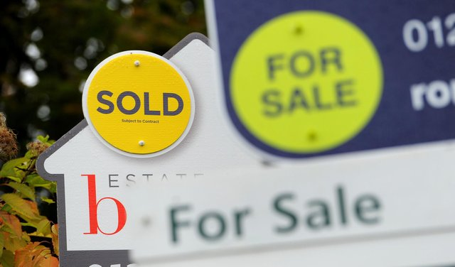 House prices in Edinburgh are a major issue for many people trying to get on the property ladder (Picture: Andrew Matthews/PA)