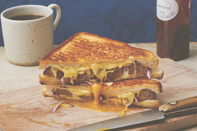 The Ultimate Toastie from Candice Brown's Happy Cooking