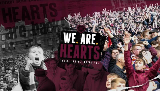 ?????????????? Pic: Heart of Midlothian FC