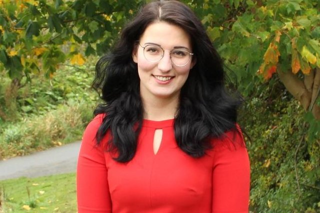 Catriona MacDonald is SNP candidate in Edinburgh Southern