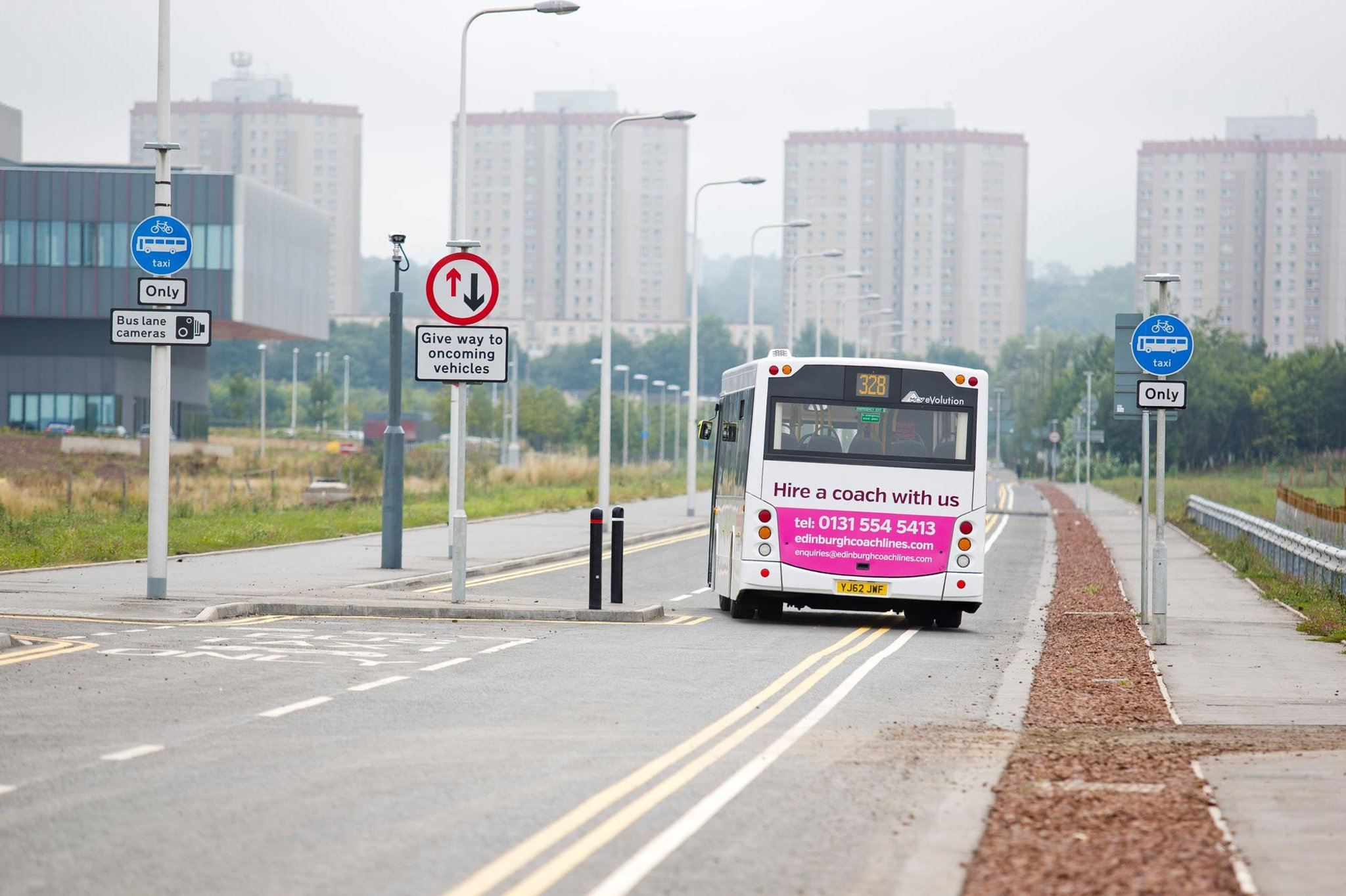 Drivers pay out £5m a year for illegally driving in Scottish bus lanes