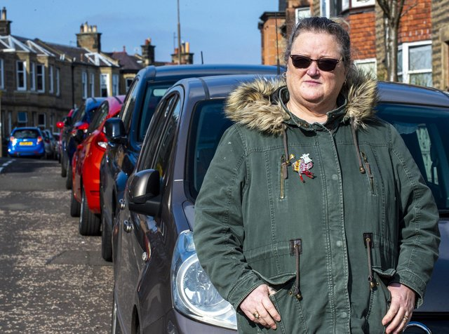 Parking woes: Josie Balfour       pOSSIBLE CASE STUDY - JANISE HOBB, CARE WORKER FOR CHILDERN WITH LEARNING DIFFICULTIES