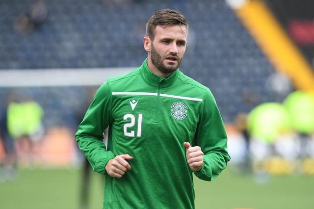 Jason Naismith has signed for Kilmarnock.. (Photo by Craig Foy / SNS Group)