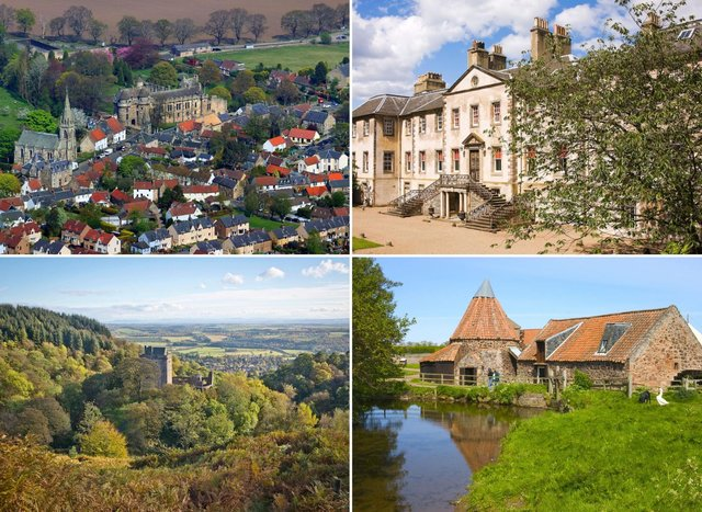 These are the 11 National Trust for Scotland properties closest to Edinburgh to visit this summer.