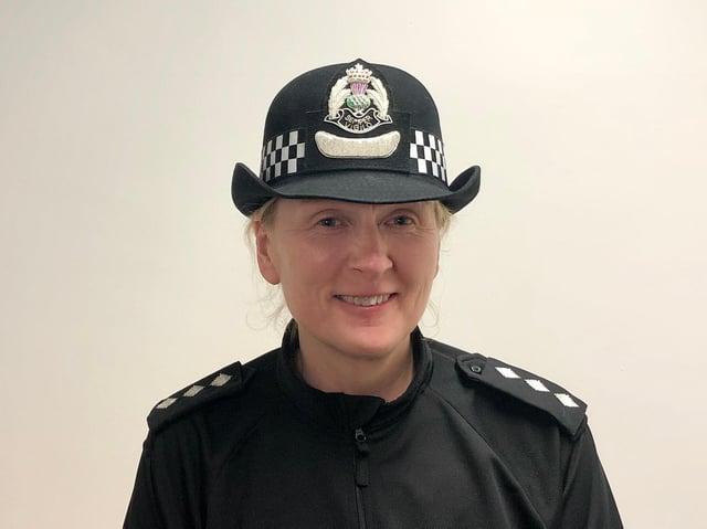 Chief Inspector Sam Ainslie