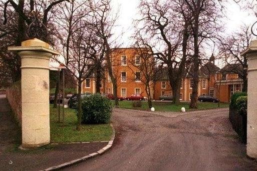 Loretto School in Musselburgh.