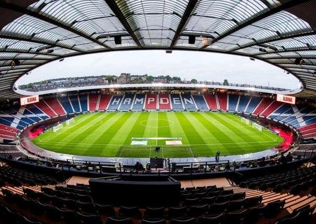 Euro 2020 matches are meant to take place at Hampden.