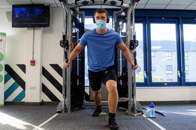 PureGym bills itself as the UK's largest gym operator. Picture: Lisa Ferguson