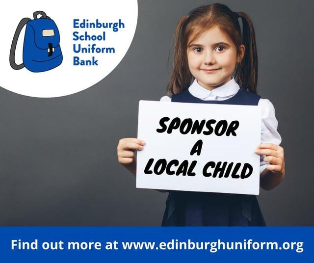 Sponsor a child.