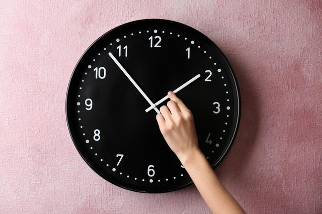 Do you remember when you have to change your clocks this year? (Photo: Shutterstock)