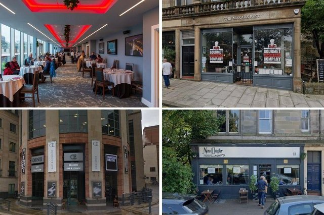 These are 12 of the top Edinburgh restaurants to visit after lockdown.