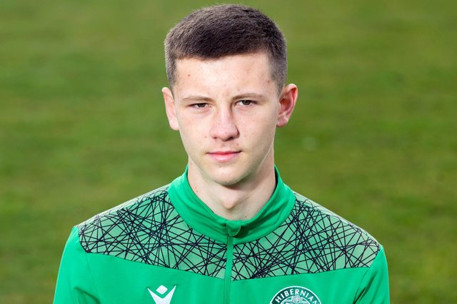 Ethan Laidlaw has just completed a trial spell with Liverpool