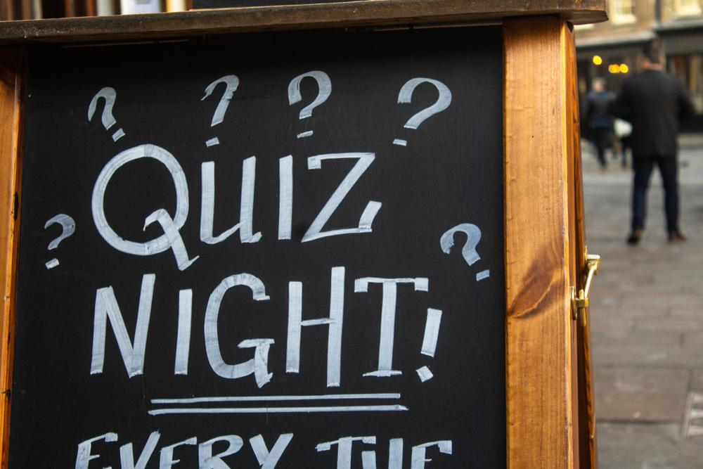 The Best Virtual Pub Quizzes Online Quiz Events To Keep You