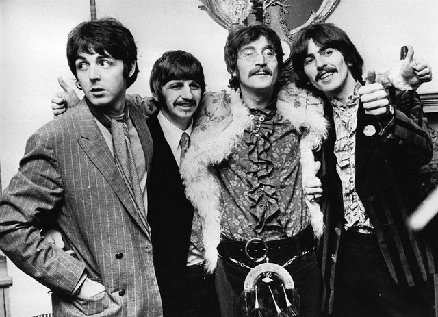 Did Rolling Stone magazine list one of the Beatles' albums as the greatest of all time? (Getty Images)