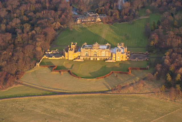 Gosford House in East Lothian will be playing host to the new festival in August.