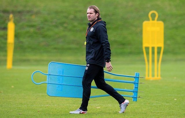 Hearts manager Robbie Neilson still wants new signings.