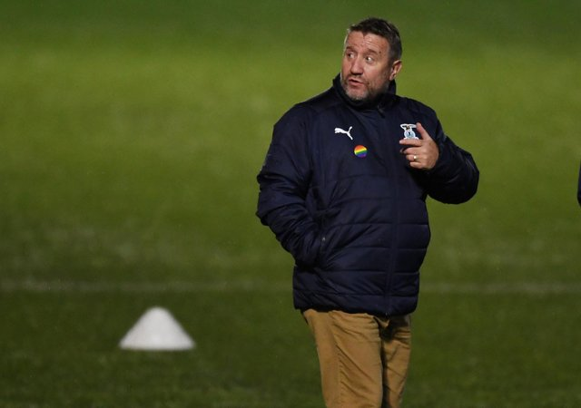 John Robertson has become Inverness Caledonian Thistle's sporting director. Picture: SNS