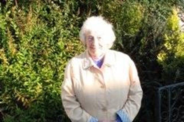 Alleged murder victim Annie Temple