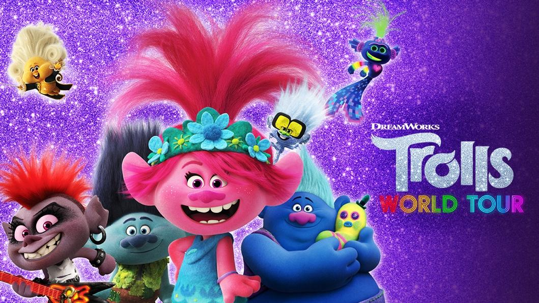 Trolls World Tour: how to watch Trolls 2 on Amazon, Sky and Google Play - and the cast of Dreamworks new animated movie | Edinburgh News