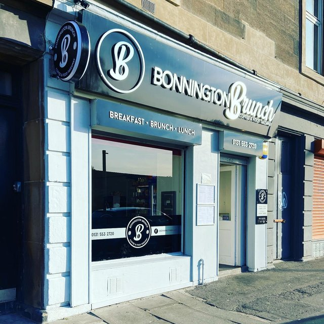 Business is booming at Bonnington Brunch