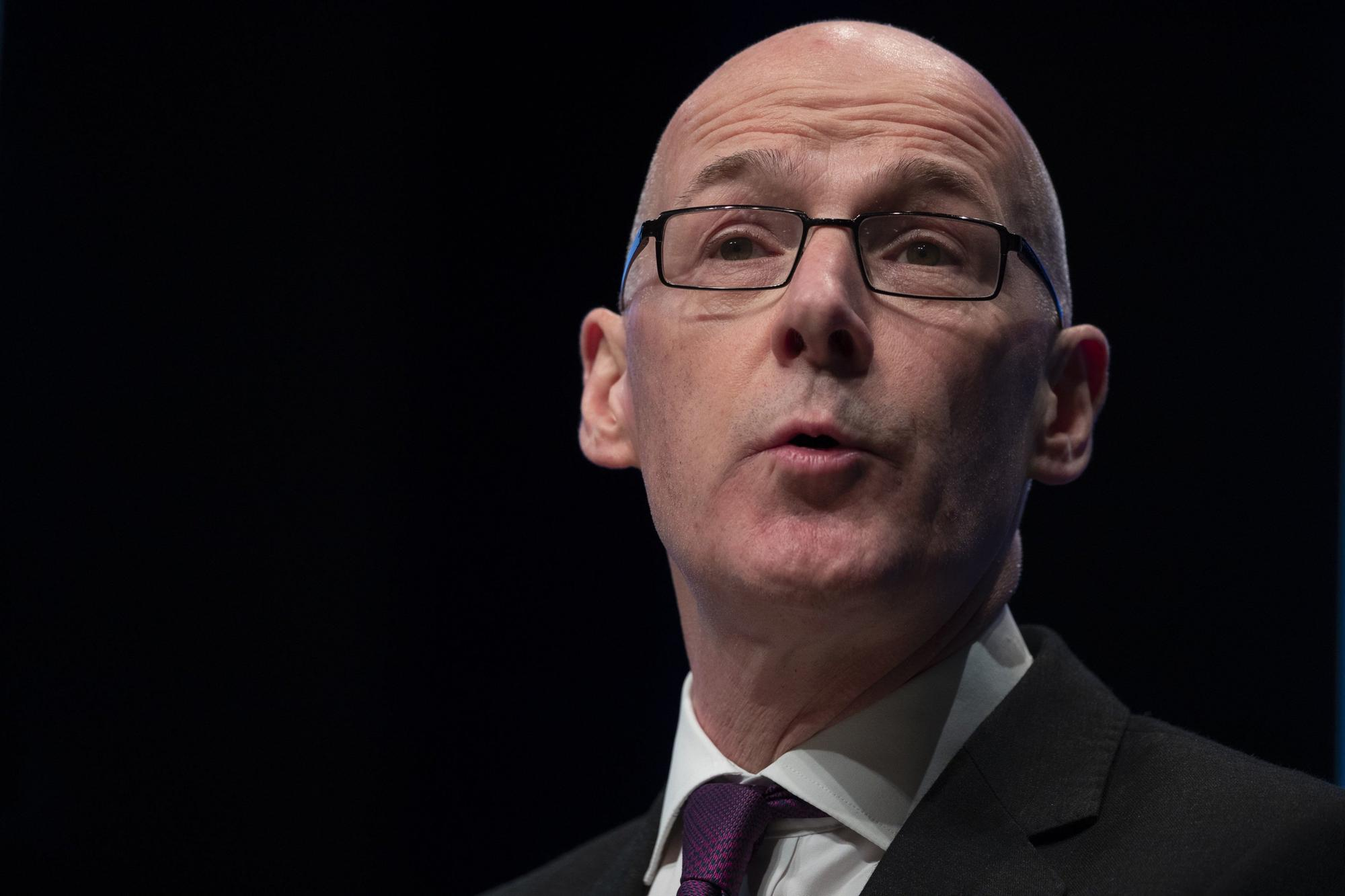 Swinney faces no confidence motion from Labour and Tories despite evidence being based on 'meaningless date'