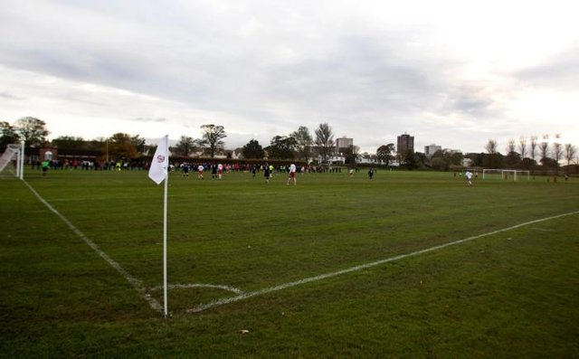 Civil Service Sports Ground at Christie Gillies Park. (Picture: SNS)