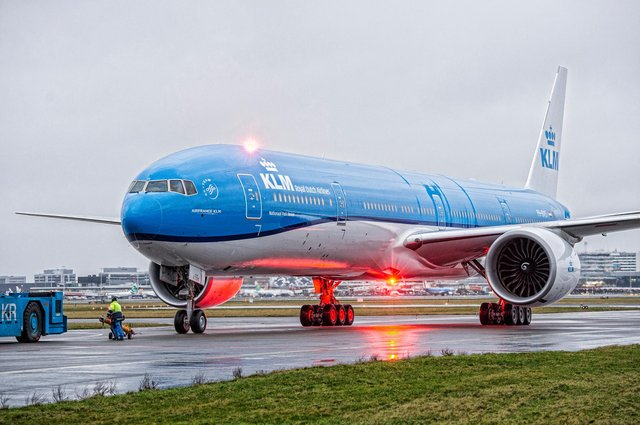 Air France-KLM has sought more than £5 billion in state help. Picture: KLM.