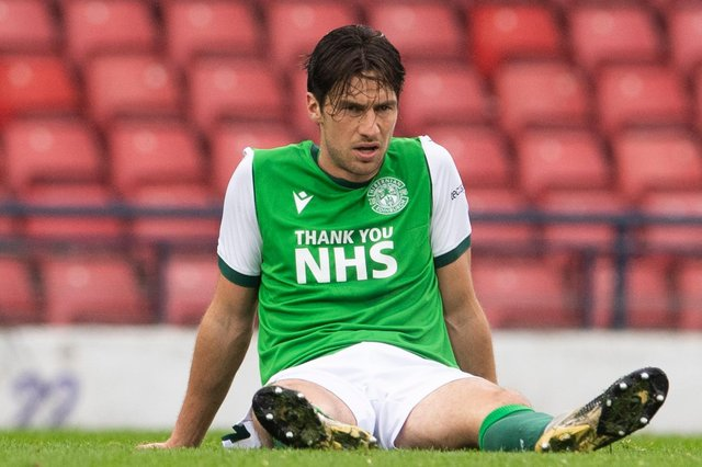 Joe Newell admits the manner of the Scottish Cup final defeat was hard to take