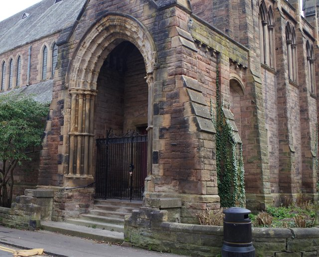 St Oswald's Church and Hall in Bruntsfield picture: City of Edinburgh Council