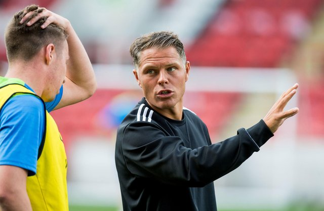John Rankin will play an important part in the development of players at Tynecastle. Picture: SNS