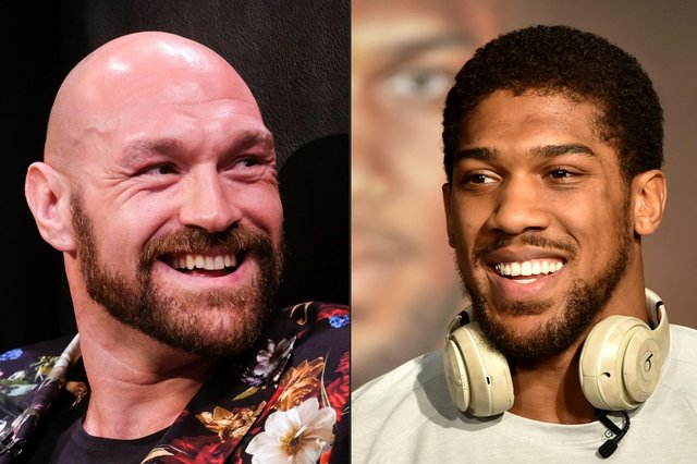 Tyson Fury and Anthony Joshua have signed a deal for two world heavyweight title unification bouts, according to Joshua's promoter Eddie Hearn.
