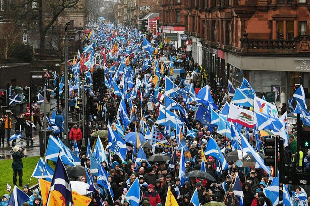Boris Johnson will not grant a second Scottish independence referendum.