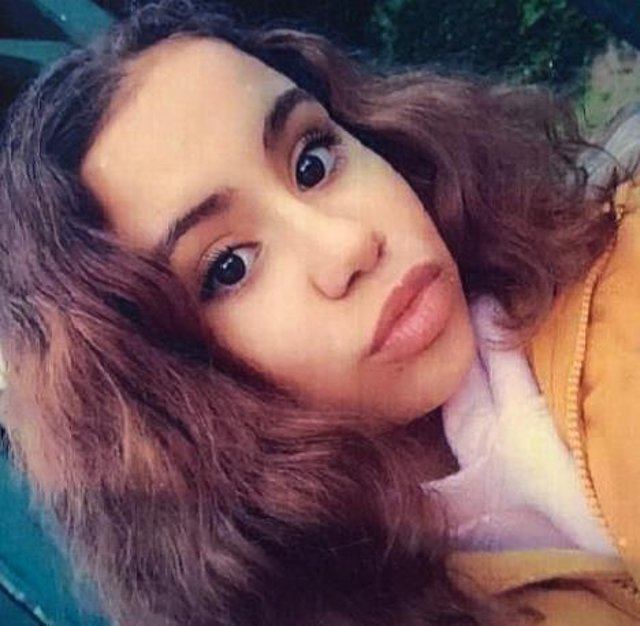 Courtney Leigh Simpson, 14, was last seen around 10.45am on Thursday, March, 4, in the Granby Avenue area of Livingston.