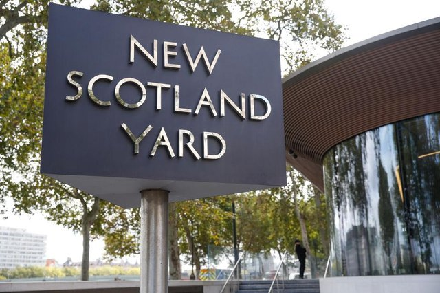 New Scotland Yard is the official name of the Metropolitan Police headquarters in London, but the name dates back to the 1800s (Picture: Getty Images)