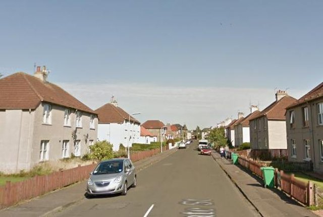 The body of Lisa Nelson was found at a flat in Haughgate Street, Leven, in 2006. pic: google
