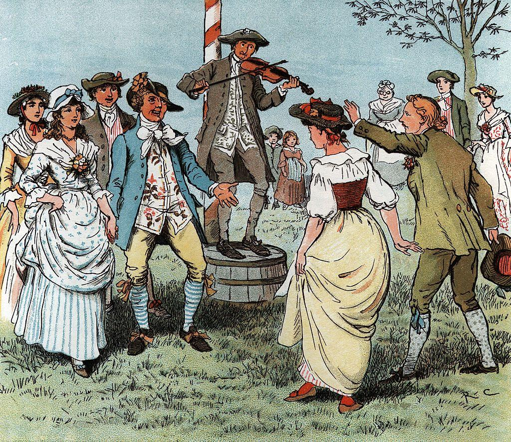 Here's why we celebrate May Day, why we dance around the maypole and other traditions