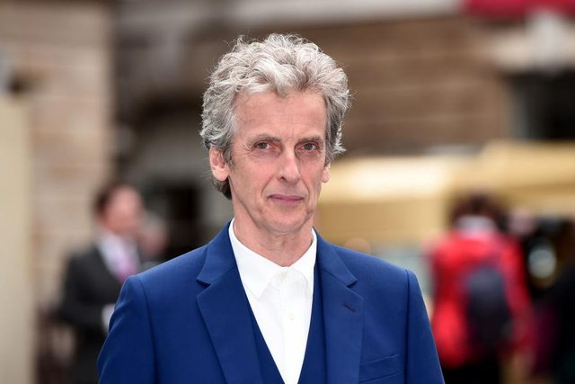 Peter Capaldi will be playing a 'reclusive nomad driven by a murderous obsession' in The Devil's Hour. Picture: Eamonn M. McCormack/Getty Images