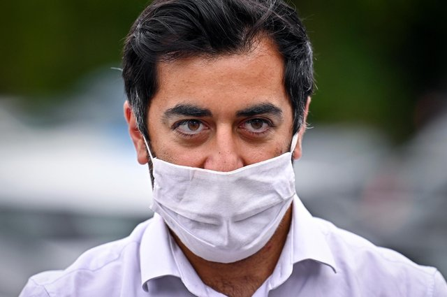 Health Secretary Humza Yousaf said the vaccine status letter scheme had been scrapped.