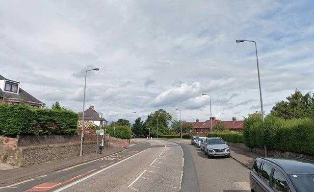A man has died following a crash at Willowbrae Road in Edinburgh.