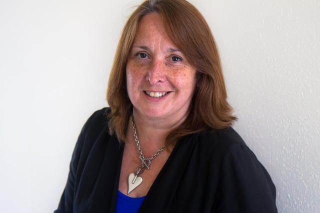 Edinburgh West Lib Dem MP Christine Jardine